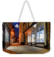Sandgate, Whitby At Night Weekender Tote Bag