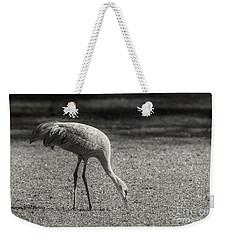 Sandhill Weekender Tote Bag