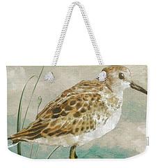 Sandpiper I Weekender Tote Bag