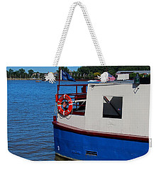Sandpiper On The Maumee Weekender Tote Bag