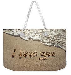 Sandskrit Weekender Tote Bag