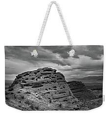 Sandstone Butte Weekender Tote Bag