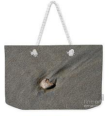 Sandstone Weekender Tote Bag by Victoria Harrington