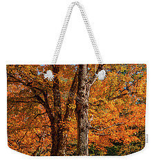 Sandwich Autumn Weekender Tote Bag