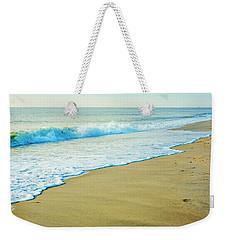 Sandy Hook Beach, New Jersey, Usa Weekender Tote Bag