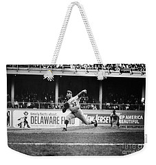 Sandy Koufax (1935- ) Weekender Tote Bag by Granger