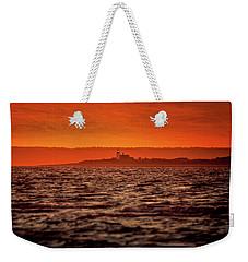 Sandy Neck Light Weekender Tote Bag