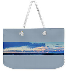 Sangre De Cristo Mountains Of Colorado Panorama Weekender Tote Bag