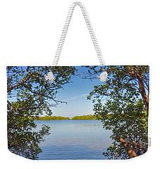 Sanibel Bay View Weekender Tote Bag