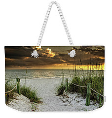 Sanibel Island Beach Access Weekender Tote Bag