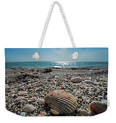 Sanibel Island Sea Shell Fort Myers Florida Weekender Tote Bag