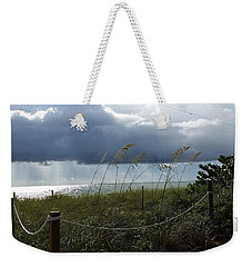 Sanibel Sea Grasses Weekender Tote Bag
