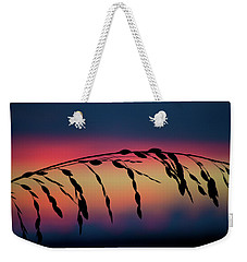 Sanibel Sea Oats Weekender Tote Bag