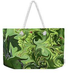 Sanibel Seagrapes Weekender Tote Bag