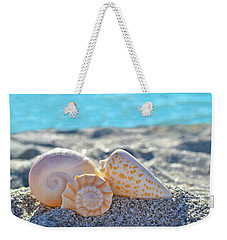 Sanibel Treasures  Weekender Tote Bag