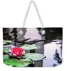 Weekender Tote Bag featuring the photograph Santa Barbara Lily by Samuel M Purvis III