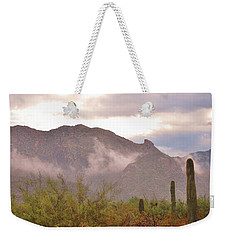 Santa Catalina Mountains II Weekender Tote Bag