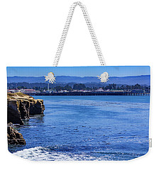 Santa Cruz Weekender Tote Bag by Randy Bayne