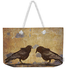 Santa Fe Crows Weekender Tote Bag