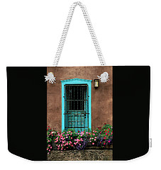 Santa Fe Door #1 Weekender Tote Bag