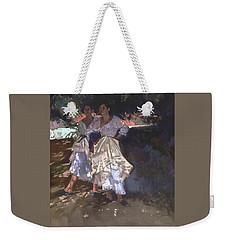 Santa Fe Shade Weekender Tote Bag