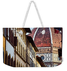 Santa Maria Del Fiore Weekender Tote Bag