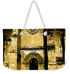 Santa Marina Church Weekender Tote Bag