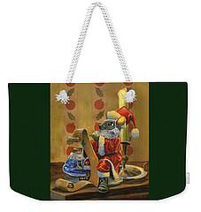Santa Mouse Weekender Tote Bag
