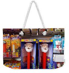 Santa Pez Weekender Tote Bag