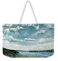 Santa Rosa Lake 1 Weekender Tote Bag