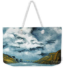 Santa Rosa Lake 3 Weekender Tote Bag