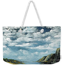Santa Rosa Lake 4 Weekender Tote Bag