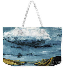 Santa Rosa Lake 5 Weekender Tote Bag