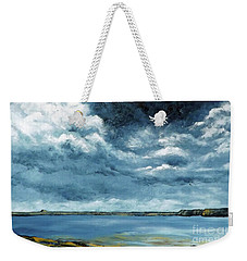 Santa Rosa Lake 6 Weekender Tote Bag