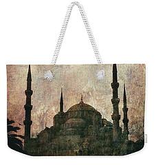 Santa Sofia - Istanbul Weekender Tote Bag
