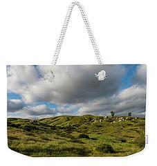 Santee Rocks Spring Weekender Tote Bag