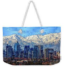 Santiago De Chile, Chile Weekender Tote Bag