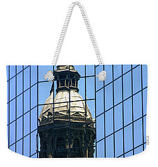 Santiago Reflections 3 Weekender Tote Bag