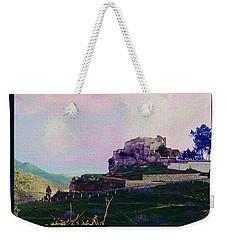 Santuario Virgen De La Pena Poster Weekender Tote Bag