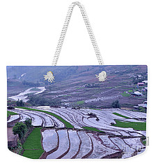Sapa Rice Paddies Weekender Tote Bag