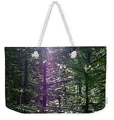 Saplings In The Sun Weekender Tote Bag