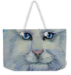Sapphire Weekender Tote Bag