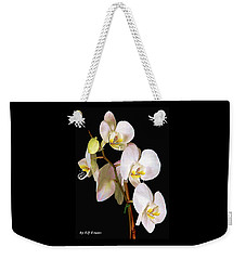 Sara Ella Weekender Tote Bag