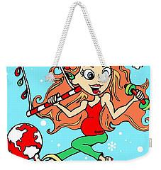 Sara Haley Weekender Tote Bag