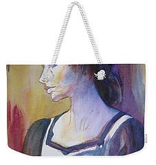 Sarah Sees Weekender Tote Bag