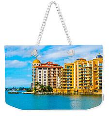 Sarasota Architecture Weekender Tote Bag