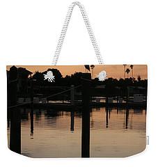Sarasota Sunset1 Weekender Tote Bag