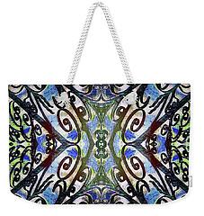 Sarasota Swirls Weekender Tote Bag