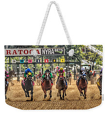 Saratoga Weekender Tote Bag