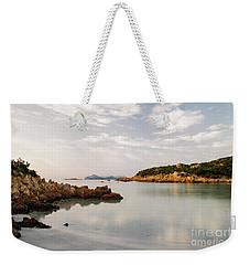 Sardinian Coast I Weekender Tote Bag by Yuri Santin